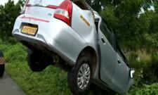 Car Accident At Krishna District