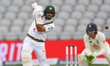 Shan Masood Slams Third Consecutive Test Century - Sakshi
