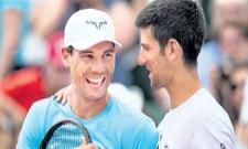 Rafael Nadal Supports Novak Djokovic - Sakshi