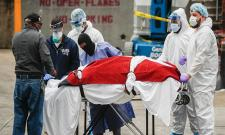 Corona: US Records Over 2000 Deaths In A Day After Three Months - Sakshi