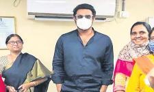 Hero Prabhas Visit Secenderabad Passport Office - Sakshi