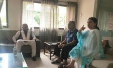 Haryana CM Manohar Lal Khattar Meets Sushant Father - Sakshi