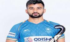 India Hockey Team Captain Manpreet Singh Got Positive Of Coronavirus - Sakshi