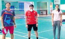 Telangana Government Granted Permission For Badminton Players - Sakshi