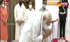 Pranab Mukherjee Last Rites