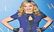 Pop Singer Madonna to Direct Her Own Biopic - Sakshi