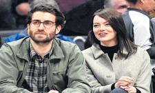 Emma Stone and Dave McCary got married in lockdown - Sakshi