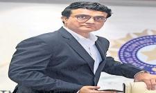 Sourav Ganguly Speaks About England Tour Of India - Sakshi