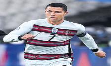Corona Positive To Portugal football Player Cristiano Ronaldo - Sakshi