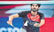 Denmark Open 2020: Kidambi Srikanth reaches first quarter-final - Sakshi