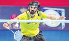 Denmark Open: Kidambi Srikanth loses in quarterfinals - Sakshi