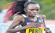 Peres Jepchirchir breaks own world record at World Athletics Half Marathon Championships - Sakshi