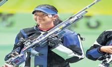Elavenil Valarivan wins gold and Shahu shoots silver - Sakshi