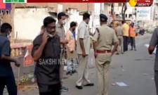 Blast At Muthyalamma Temple In Secunderabad