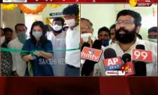 Jakkampudi Raja Fires On MLA Pendurthi Venkatesh