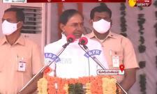 CM KCR Speech At Dharani Portal Launch