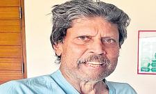 Kapil Dev in good health appears in video - Sakshi