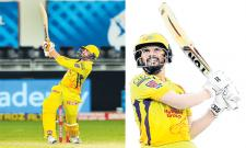 Chennai Super Kings beat Kolkata Knight Riders by 6 wickets - Sakshi