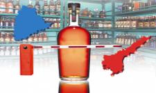 There has been massive smuggling from other states as the AP Govt raises liquor prices - Sakshi