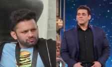 Salman Khan Tells Not to Bring Nepotism Debate on Bigg Boss 14 - Sakshi