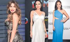 Sofia Vergara beats superheroines Angelina Jolie and Gal Gadot to be crowned Forbes - Sakshi