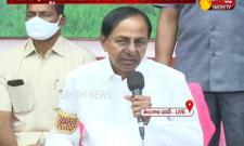 CM KCR Released TRS Manifesto