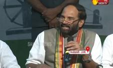 Uttam Kumar Reddy Press Meet On TRS Manifesto