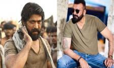 Sanjay Dutt Will Be Joined KGF 2 Movie Shooting On December - Sakshi