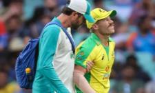 Warner Will Miss The Remainder Of White Ball Series - Sakshi
