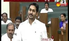 AP CM YS Jagan Speech About Farmers In Assembly Sessions