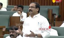Minister Kurasala Kanna Babu Speech At Assembly Sessions