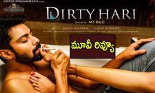 Dirty Hari Telugu Movie Review - Sakshi