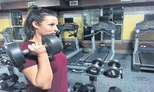 Hyderabad Fitness Industry Recovering After Corona Effect - Sakshi