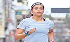 5-month pregnant woman finishes TCS World 10K Run - Sakshi