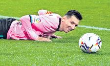 Messi breaks Pele is one-club scoring record on most goals - Sakshi