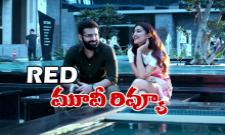 Red Telugu Movie Review And Rating - Sakshi