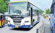 RTC plan for increase in city buses - Sakshi