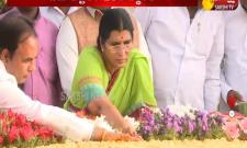 Lakshmi Parvati Pays Tribute To NTR