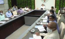 CM YS Jagan Mohan Reddy Review Meeting With Education Department Officials - Sakshi