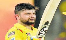 Suresh Raina likely to return for Chennai Super Kings in IPL 2021 - Sakshi