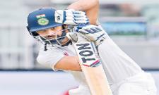 Hanuma Vihari Shares His Feelings With Sakshi Over Australia Series