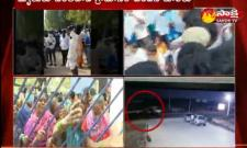 Accident In Nalgonda District