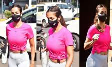 Malaika Arora Trolled For Visible Stretch Marks - Sakshi
