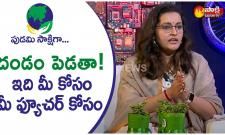Renu Desai Over Severe Plastic Pollution On Earth - Sakshi