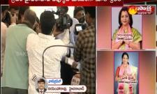 TRS Corporators Gadwal Vijayalaxmi Elected As GHMC Mayor