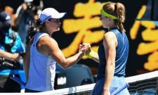 Ashleigh Barty Lost Match To Karolína Muchova In Australian Open - Sakshi
