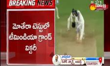 Ind vs Eng: 3rd Test Day 2 Live Updates Telugu