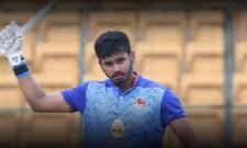 Shreyas Iyer Slams Century Against Rajasthan - Sakshi