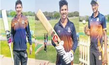 Andhra Cricket qualify for Vijay Hazare Trophy quarter-finals - Sakshi