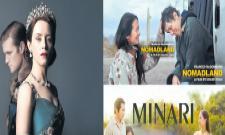 Nomadland and The Crown major winners On Golden Globes 2021 - Sakshi